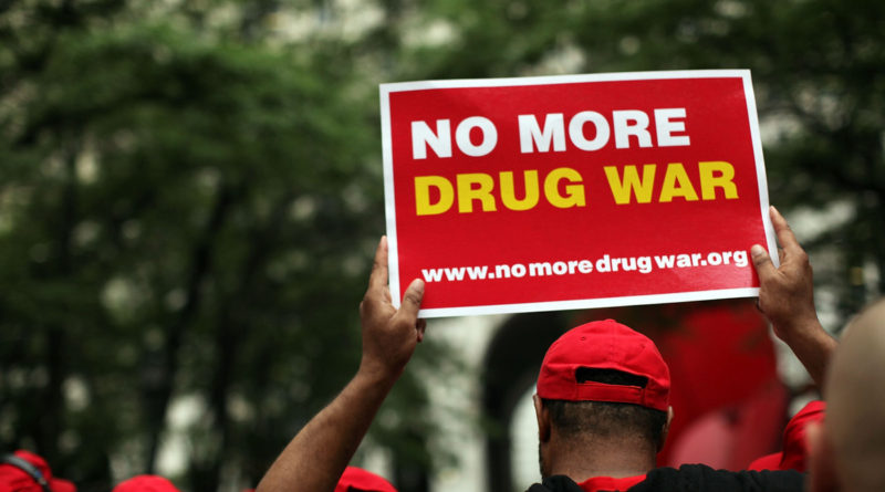 Drug Policy: America, we're doing it wrong